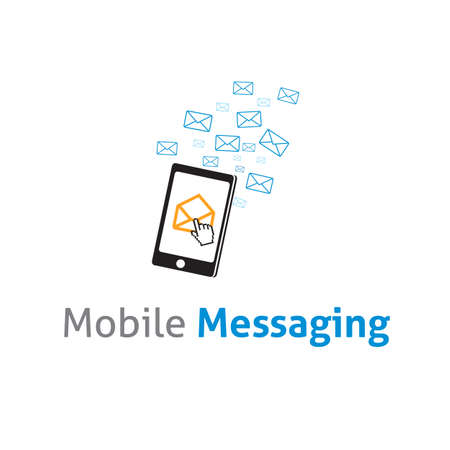 mobile communication: mobile communication business template