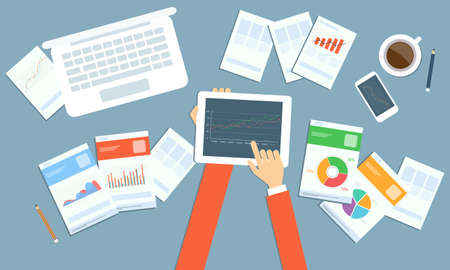 business investment planning on device technology