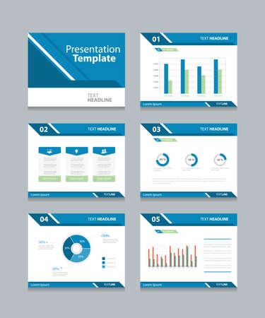 Vector template presentation slides background design.info graphs and charts . slides design.flat style.