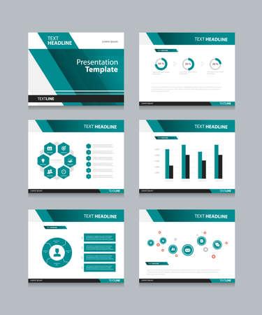 info graphic: Vector template presentation slides background design.info graphs and charts . slides design.flat style.