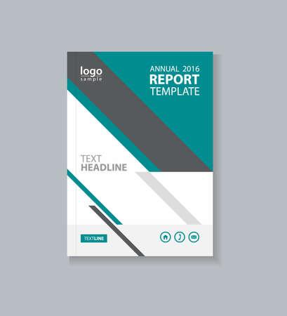 portadas: plantilla de diseño de portada de negocio