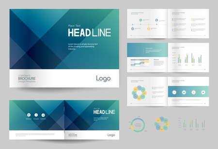 Business brochure design template and page layout for company business brochure design template and page layout for company profile annual reportwith page cheaphphosting Choice Image