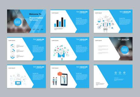브로셔, 책, 잡지, 연례 보고서 및 회사 프로필에 대한 비즈니스 프리젠 테이션 템플릿 디자인 및 페이지 레이아웃 디자인, 인포 그래픽 요소 그래프 포 일러스트