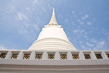 White Pagoda in the ancient Church photo