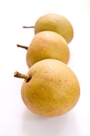 Sapodilla, tropical fruit. photo