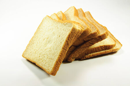 everybody: Bread for breakfast of everybody Stock Photo