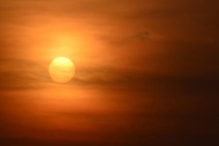 si: Sunset at Ko Si Chang ,Thailand Stock Photo