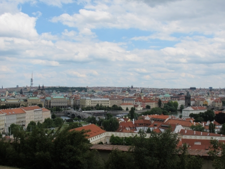 Paisajes y monumentos de Praga, Rep�blica Checa photo