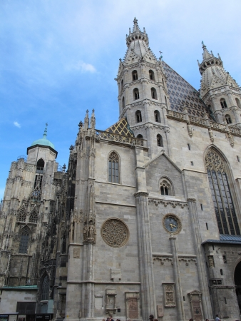 catholical: St.Stephan Cathedral, Vienna, Austria