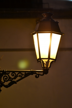 European style antique lamps( Street lamp ) Stock Photo - 15123419