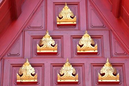 Thai art in the Thai temple ,Thailand,Asia photo
