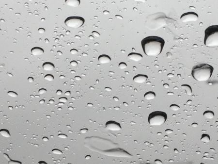 Abstract Water Drops for Background. photo