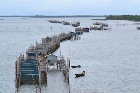 fisheries: The coastal fisheries in Chanthaburi province. Thailand.
