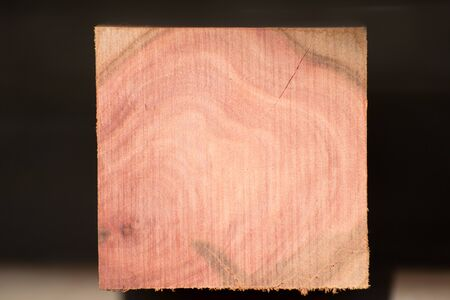 heartwood: Bright colors of the  heartwood from tropical Thailand.