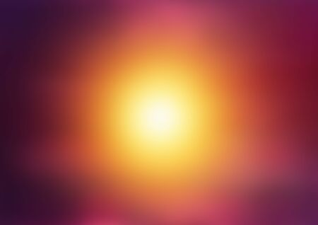 preset: Abstract blurry sun background.Colorful of stunning power Stock Photo