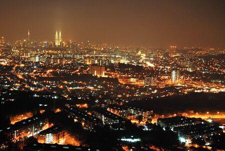 kl city malaysia