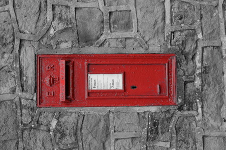 Red Post Box Editorial