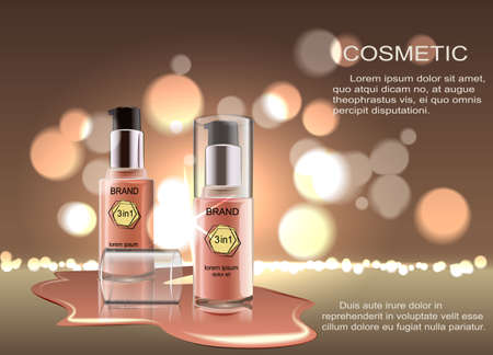 corrector: Cosmetic product, Foundation, concealer, cream. Cosmetic product, concealer, corrector, cream.