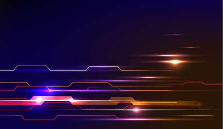 speed movement pattern design background concept. vector