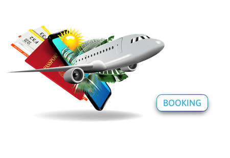 Booking tickets, great design for any purposes.
