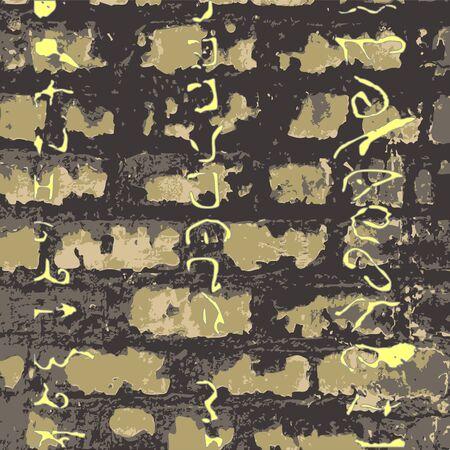mysterious letter illustration Stock Vector - 13264656