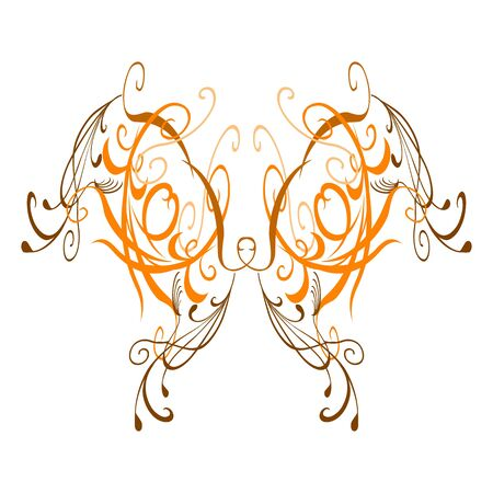 decorative pattern Illustration