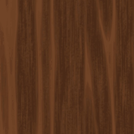 walnut tree: wood texture background - vector