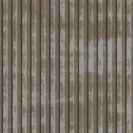 rusty grunge metal background - vector Stock Vector - 13285836