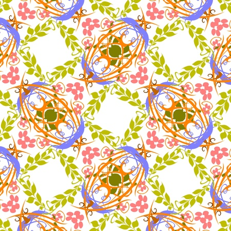 seamless pattern - vector Stock Vector - 13285651