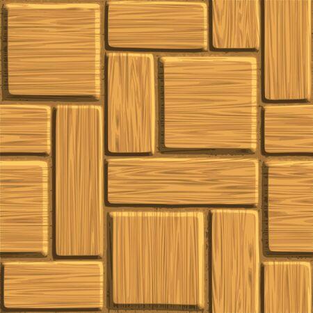 Wooden texture - vettore