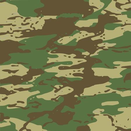 camuflaje: Camuflaje - vector