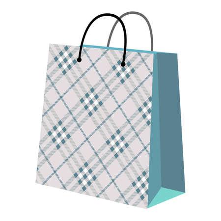 shopping bag - vector