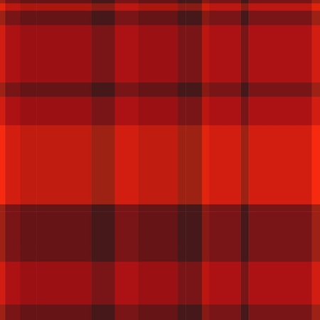 Tartan plaid fabric textile pattern - vector Stock Vector - 13363544