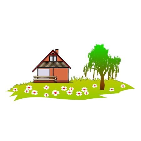 Home and Garden - vector Stock Vector - 13426371