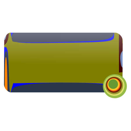 colored banner - vector Illustration