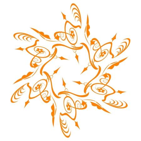 decorative pattern Stock Vector - 13426881