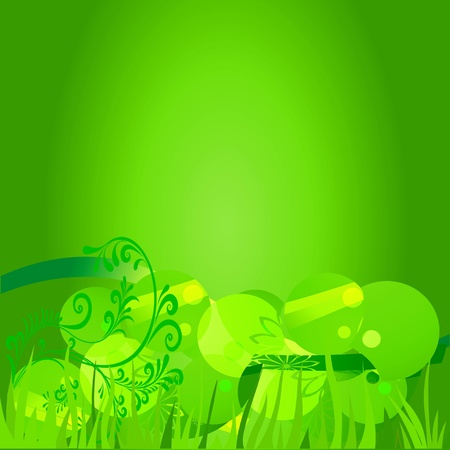 Colorful Abstract Background - vector Vector