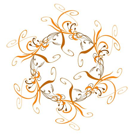 decorative pattern Stock Vector - 13426860