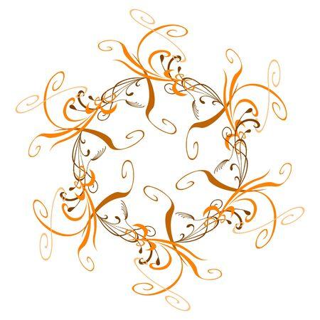 decorative pattern Stock Vector - 13426860