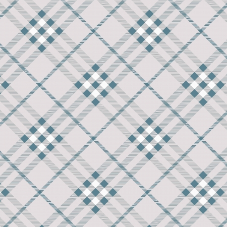 Tartan plaid fabric textile pattern - vector Stock Vector - 13741666