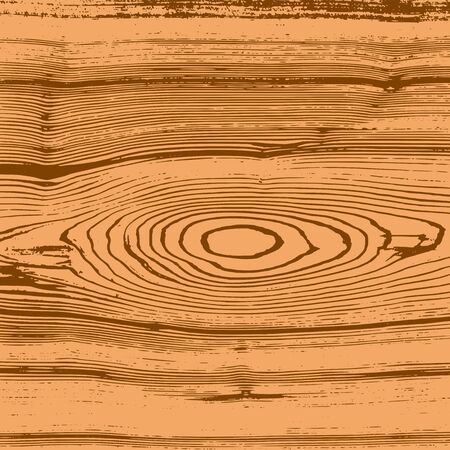 grunge wood texture background - vector Vector