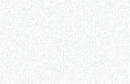 hexadecimal: Chromatic aberration code style  Vector distorted glitch effect. hexadecimal computer code. Abstract matrix background. Hacker attack. Generated computer code concept