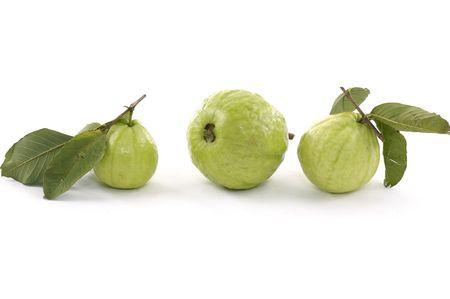 guava: Fresh guava fruit