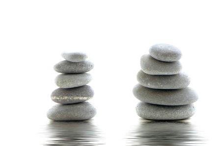 balanced rocks: still life with balanced rocks
