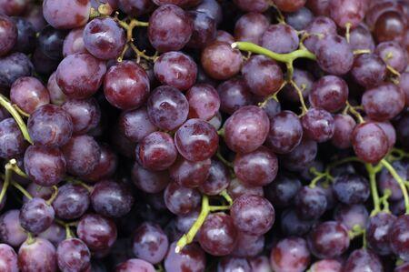noire: Grape background