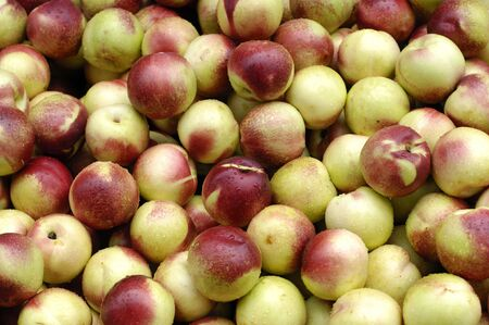 Ripe Peach background photo