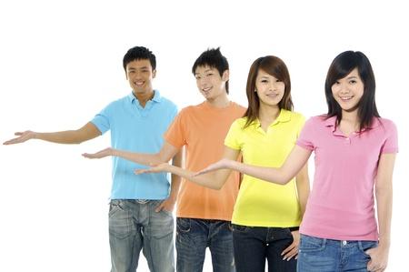 friends group show presentation