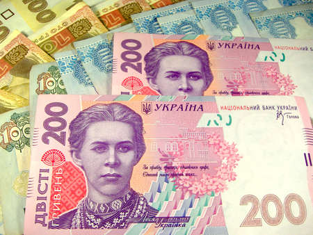 solvency: National currency of Ukraine