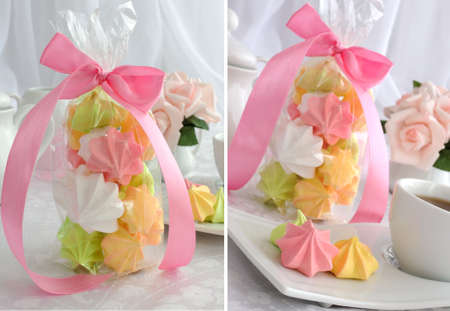 Mini cakes  photo
