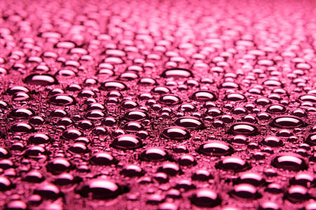 Beautiful drops of water fit for the background image photo